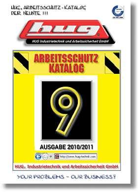 HUG Arbeitsschutz Katalog
