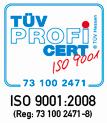ISO 9001:2008 Qualit�tsmanagementsystem