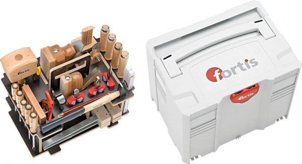 online shop werkzeugsystainer f r die holzbearbeitung fortis werkzeug systainer f r die. Black Bedroom Furniture Sets. Home Design Ideas