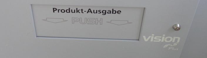 Smarte Ausgabeautomaten für C-Teile