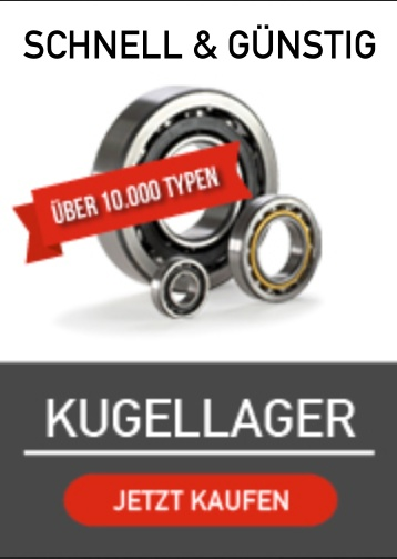KUGELLAGER WÄLZLAGER-SHOP