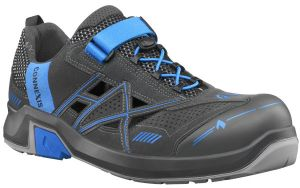 Connexis® Safety Air S1 low, grey-blue