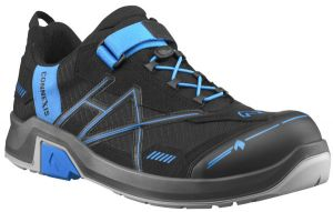Connexis® Safety T S1 low, black-blue