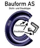 WELLENDICHTRING BAUFORM AS