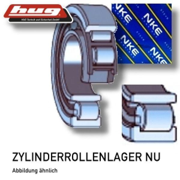 NKE NU203-E-TVP3-C3 ZYLINDERROLLENLAGER